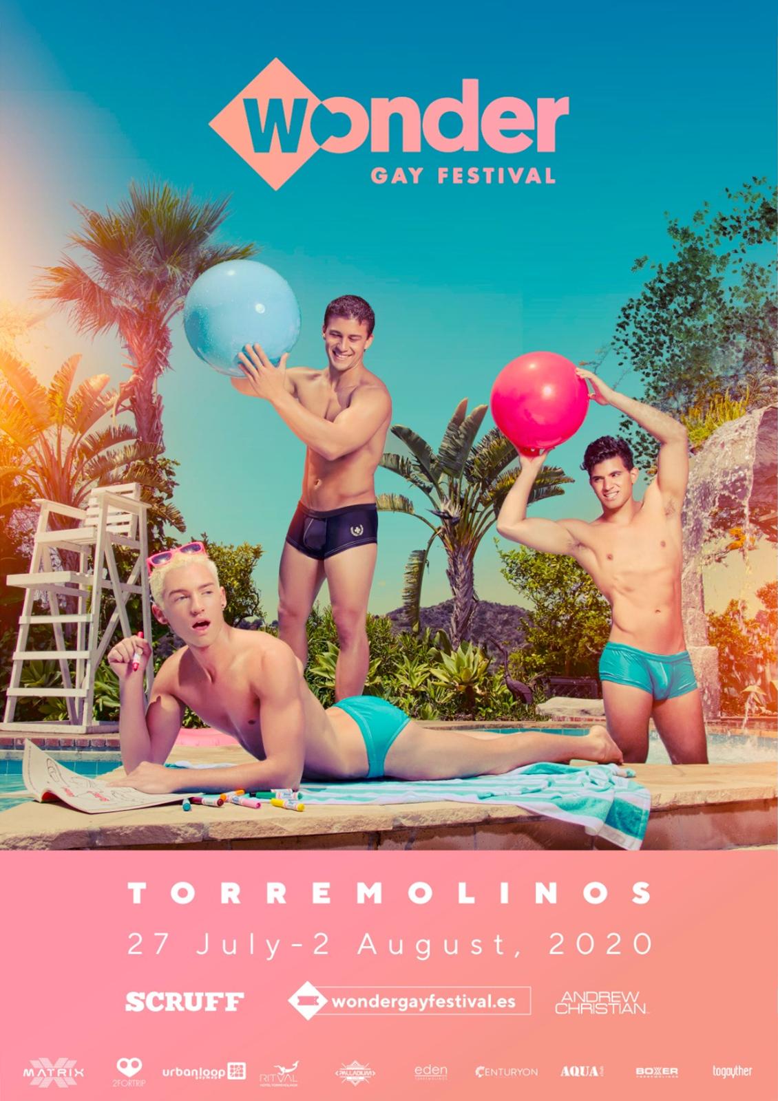 Wonder Gay Festival 2020