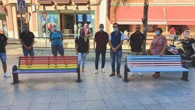 Photo of Dos Hermanas (Sevilla) estrena bancos LGTB+ para apoyar el colectivo