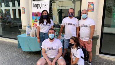 Photo of Más de 200 kilos de alimentos recogidos en la campaña solidaria de Somos Comunidad