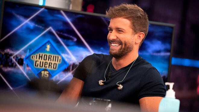 Pablo Alborán El Hormiguero