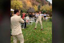 Photo of Una boda gay se hace viral gracias a Lady Gaga
