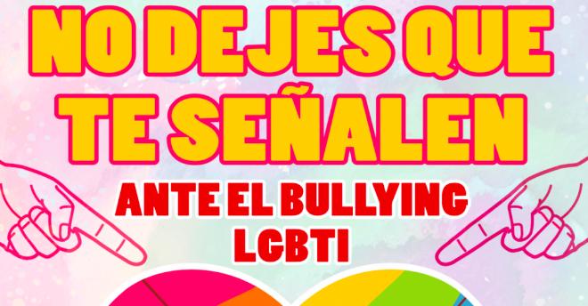 Bullying LGTB Campaña