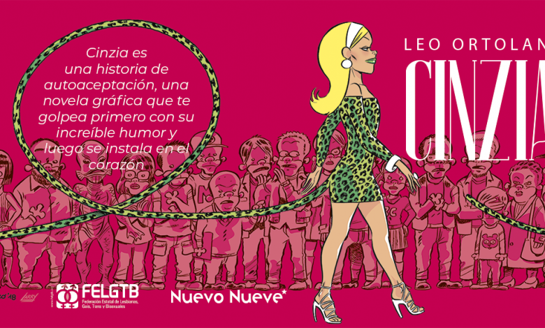Cinzia comic trans
