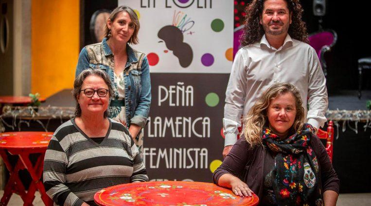 Peña Flamenca Feminista LGTB