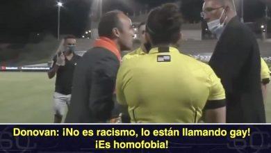 Photo of Ejemplo contra la homofobia en un partido de fútbol en Estados Unidos