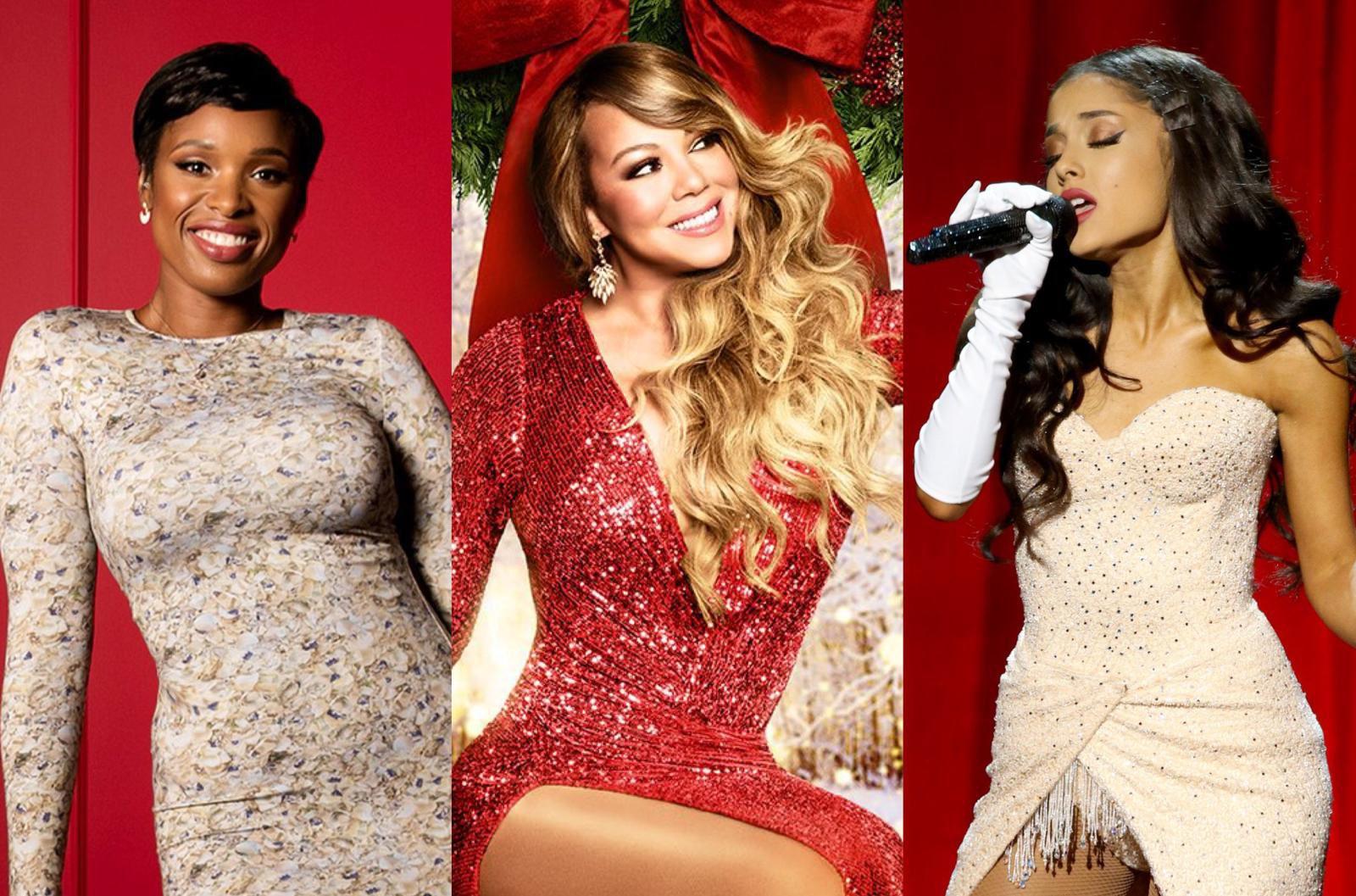 Oh Santa Mariah Carey
