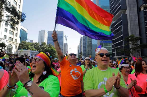 Legalizacion matrimonio homosexual