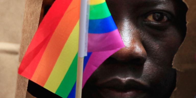 Homosexuales en Uganda