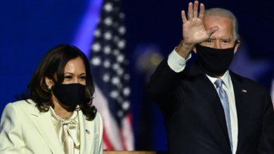Photo of Biden agradece el voto de la comunidad LGTB+ en su primer discurso presidencial