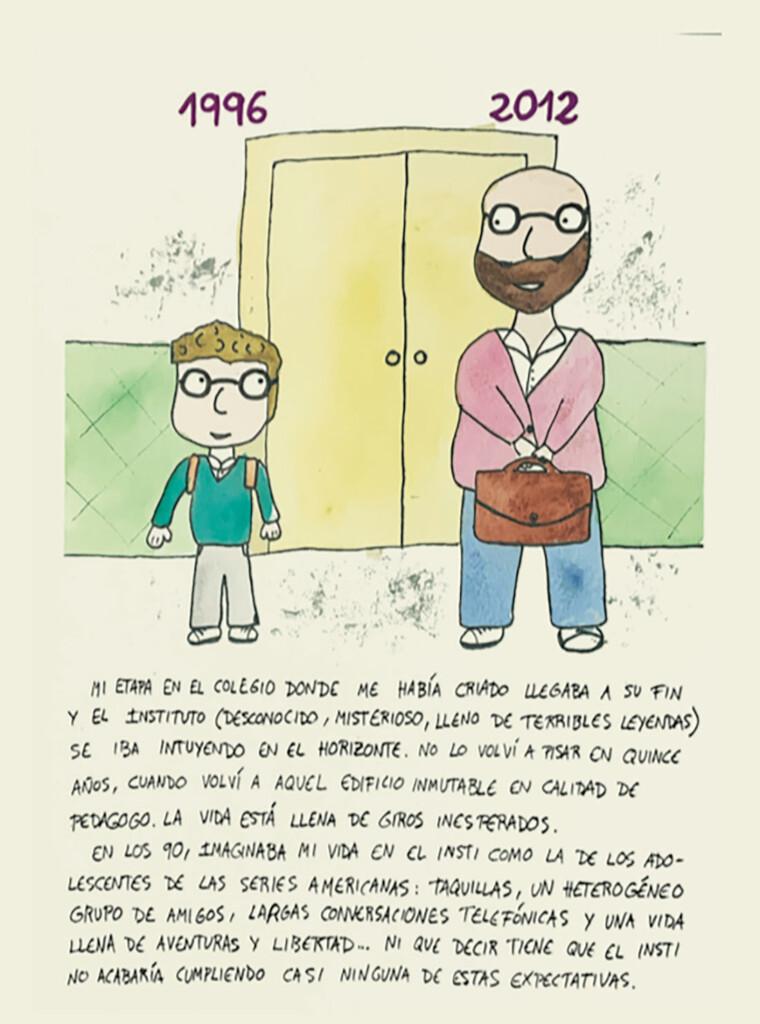 Ilustracion de Mariquita