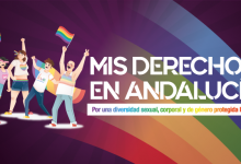 Mis derechos en Andalucia Ley LGTBI