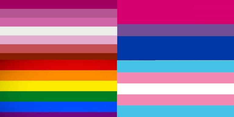 banderas lgbt