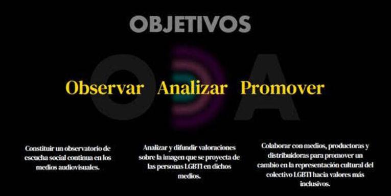 observatorio diversidad audiovisual