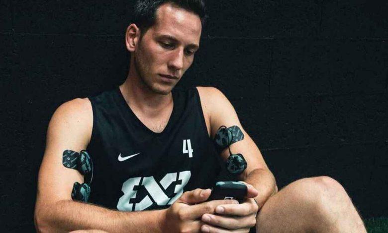 Marco Lehmann jugador baloncesto gay