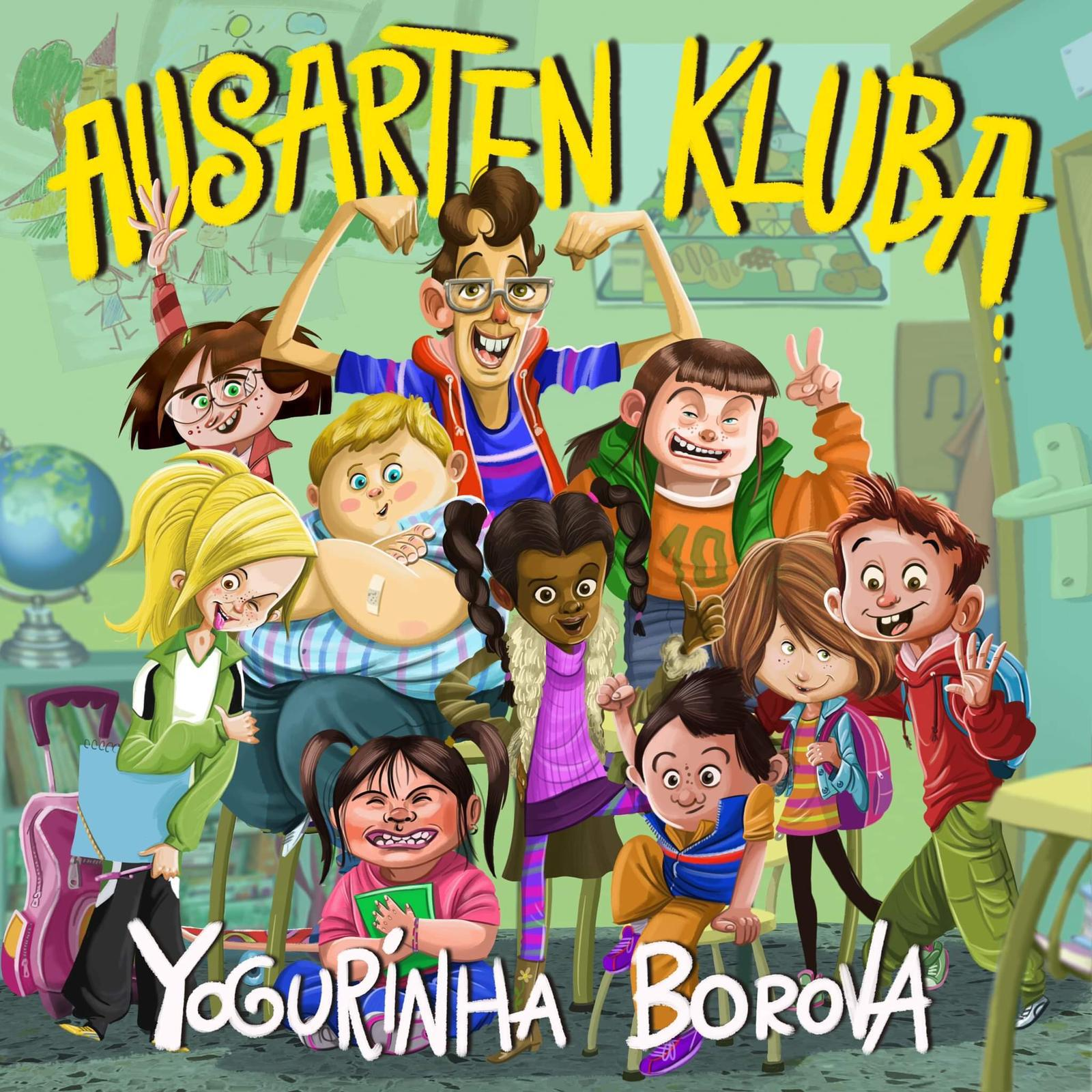 Yogurinha Borova bullying