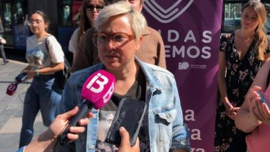 Lesfobia policias palma de Mallorca Lesbiana