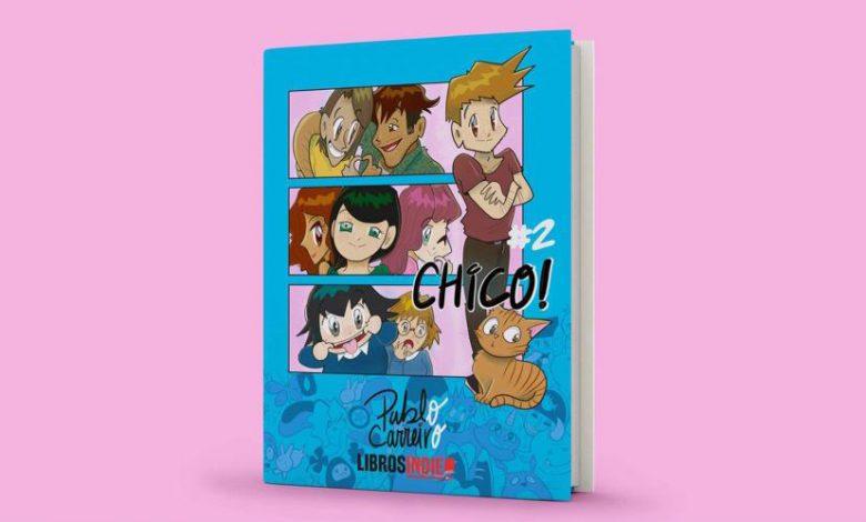 Comic LGTB Chico 2