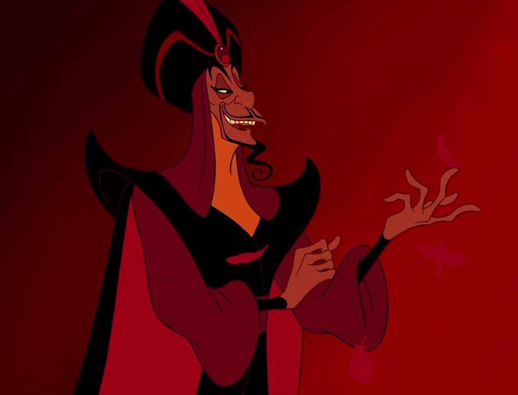 Jafar de Aladdin