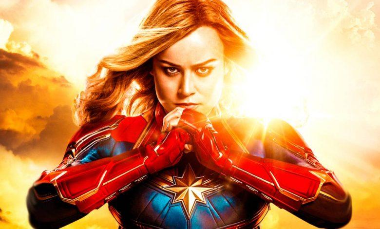 Capitana Marvel LGTB
