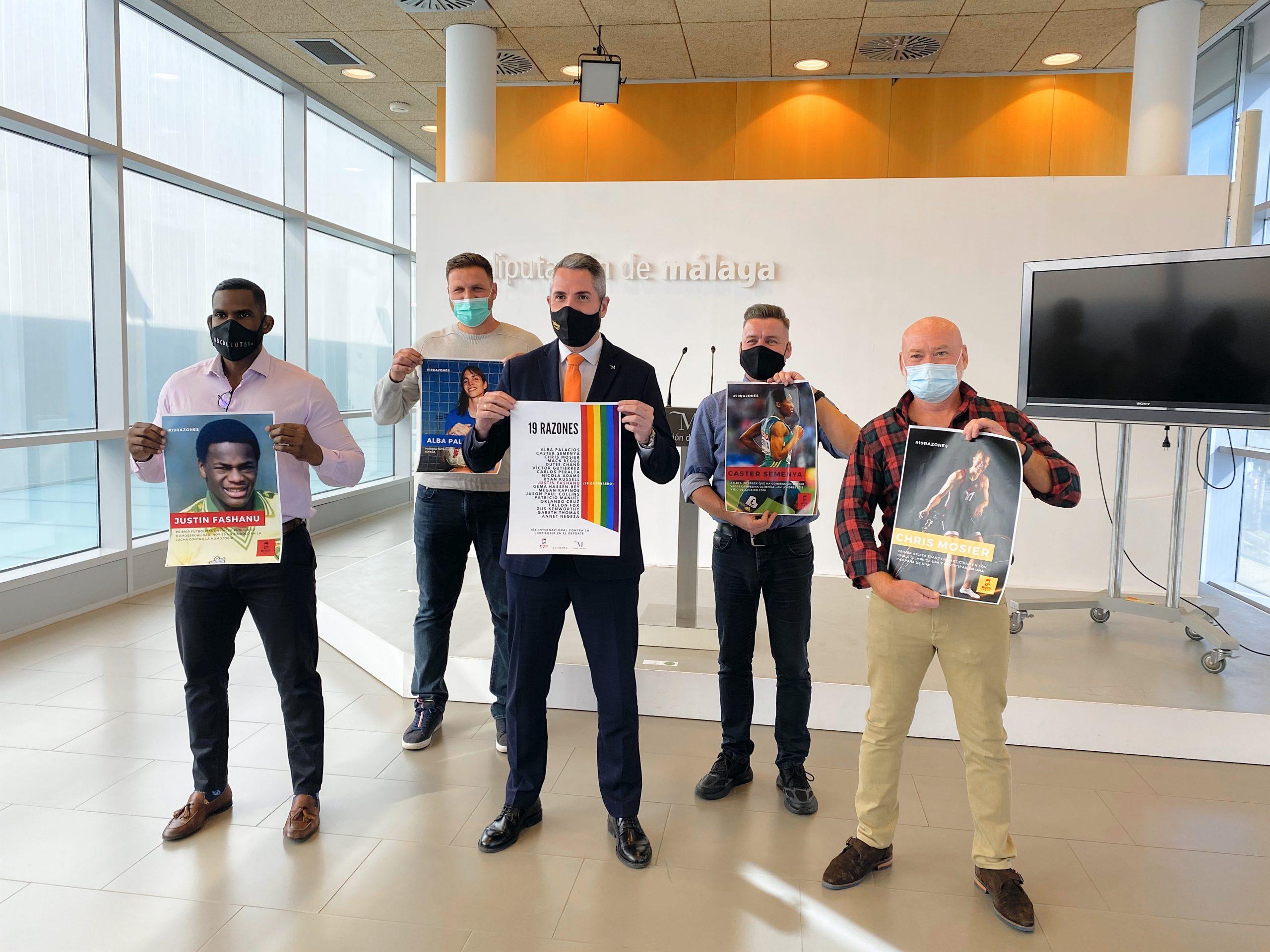 Día Internacional contra la LGTBIfobia en el Deporte
