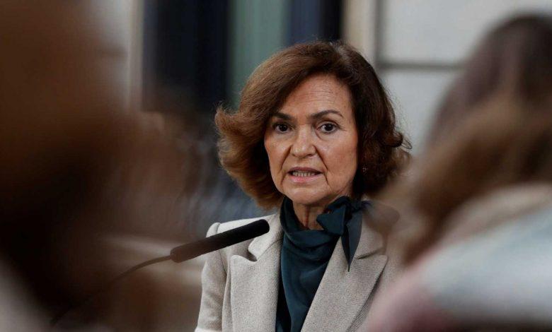 Ley Trans Carmen Calvo