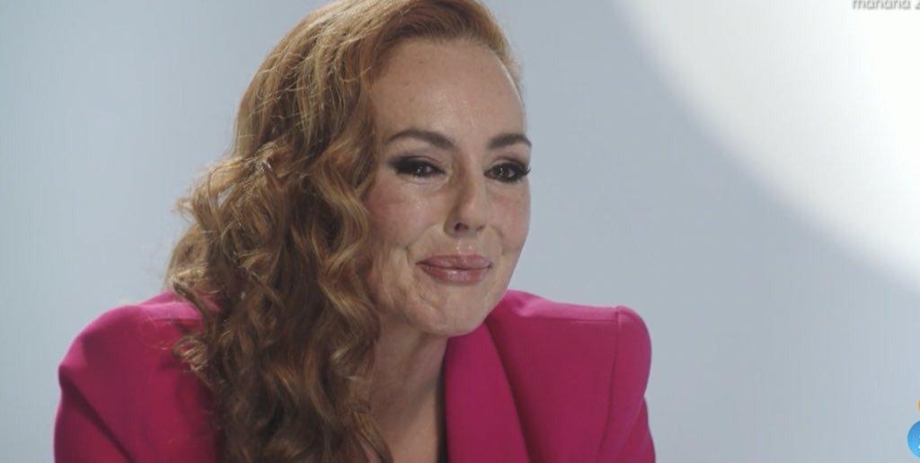 Rocío Carrasco en el documental 'Rocío. Contar la verdad para seguir viva'