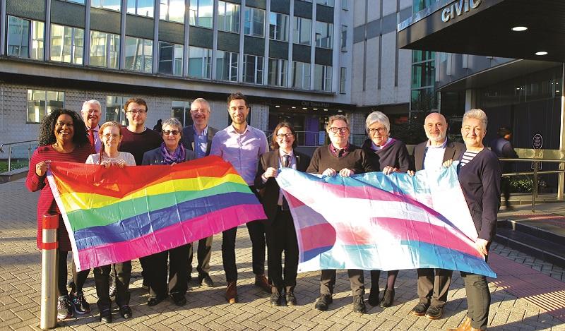 Miembros de la LGTB Foundation