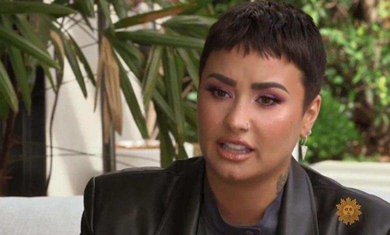 Demi Lovato Gay