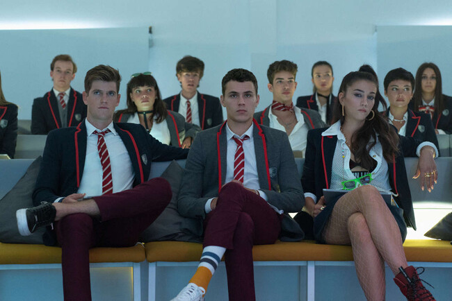 Imagen de la cuarta temporada | Netflix
