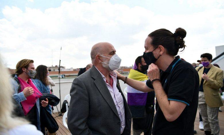 Pablo Iglesias en el acto celebrado el pasado 16 de abril