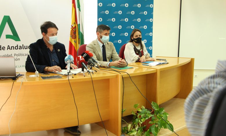 Acto del balance del Servicio de Atención a Víctimas de discriminación LGTB+