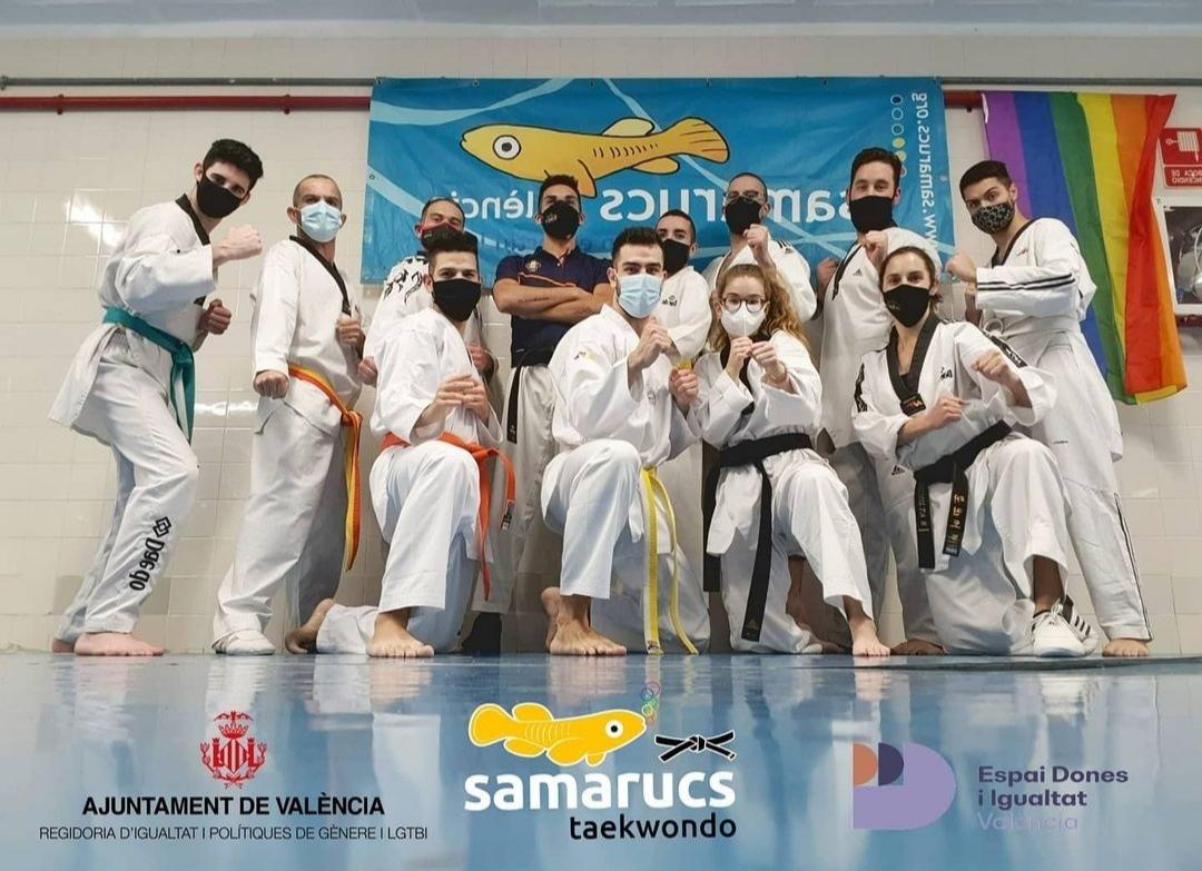 Club de taekwondo Samarucs