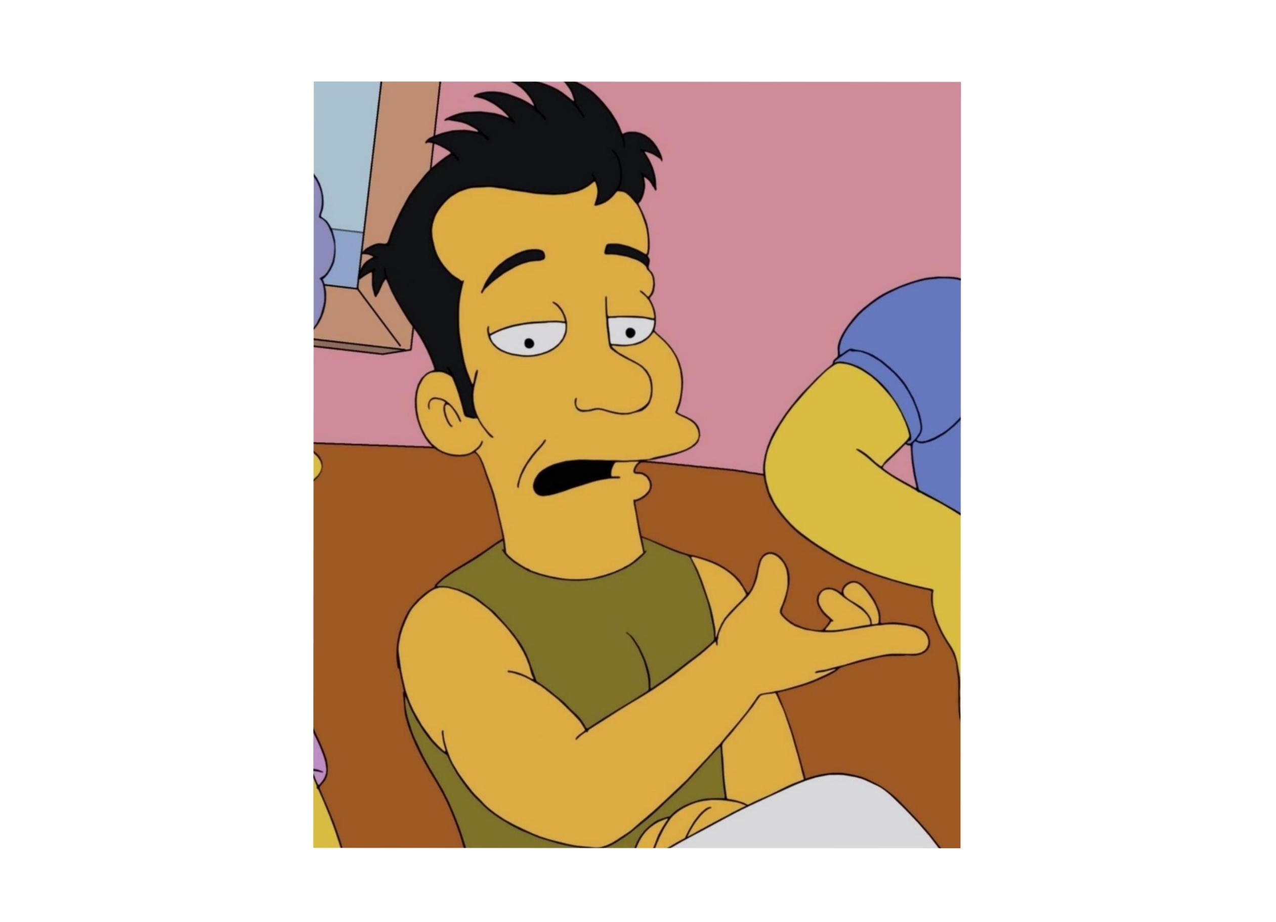 Personaje gay de Los Simpsons