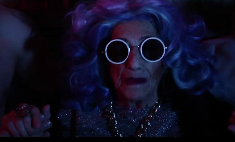 La abuela de chueca
