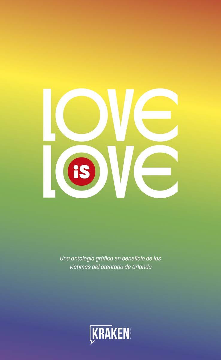 Portada d Love is Love