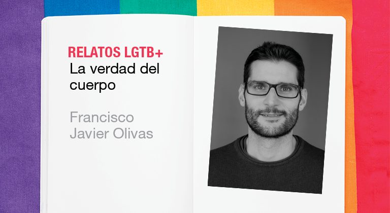 Relatos LGTB+ Francisco Javier Olivas