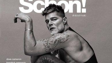 Ricky Martin para Schön!