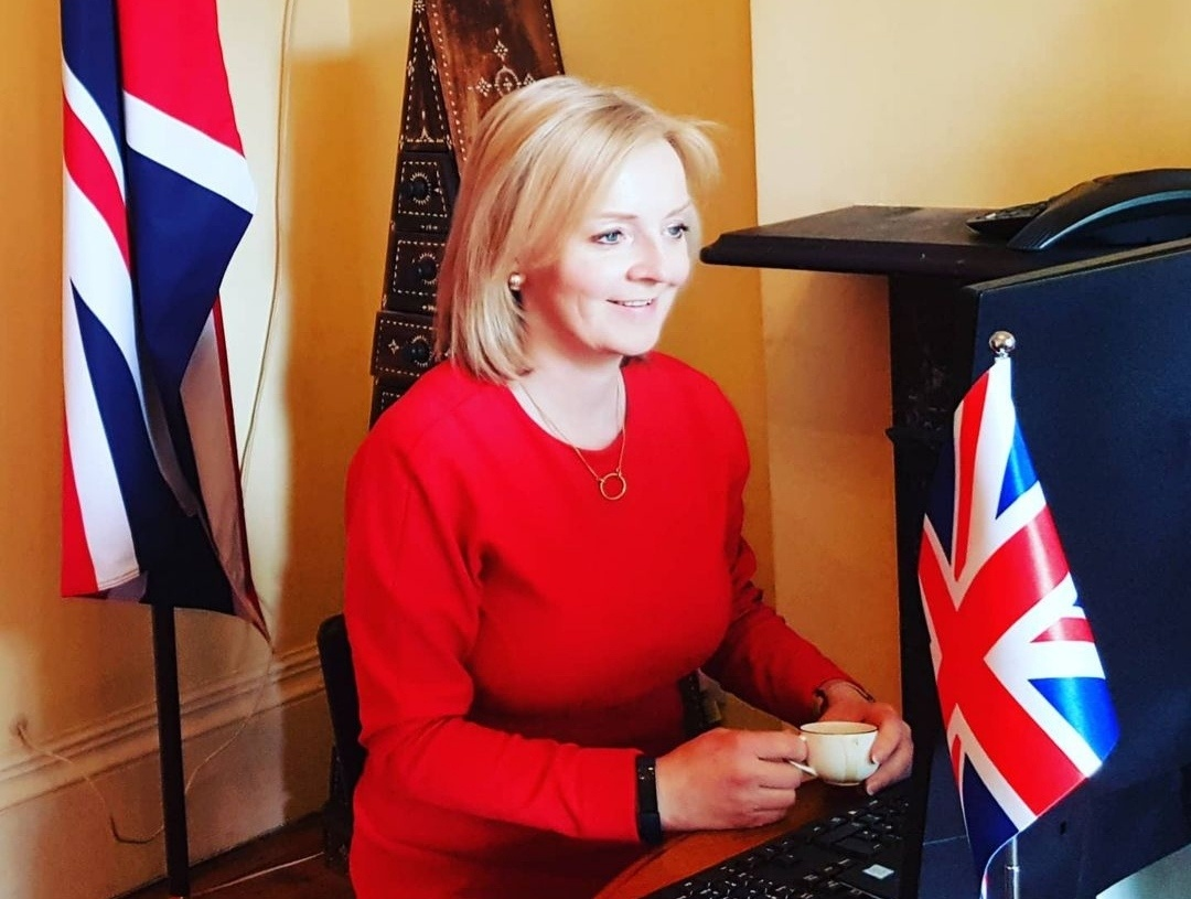 Conferencia global LGTB+ Reino Unido