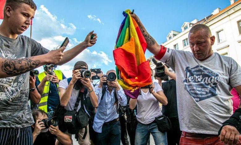 LGTBIfobia en Polonia