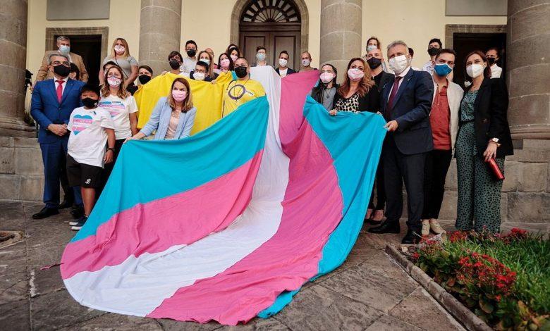 Ley Trans Canarias