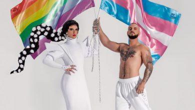 Cartel Orgullo LGTBI Andalucía 2021