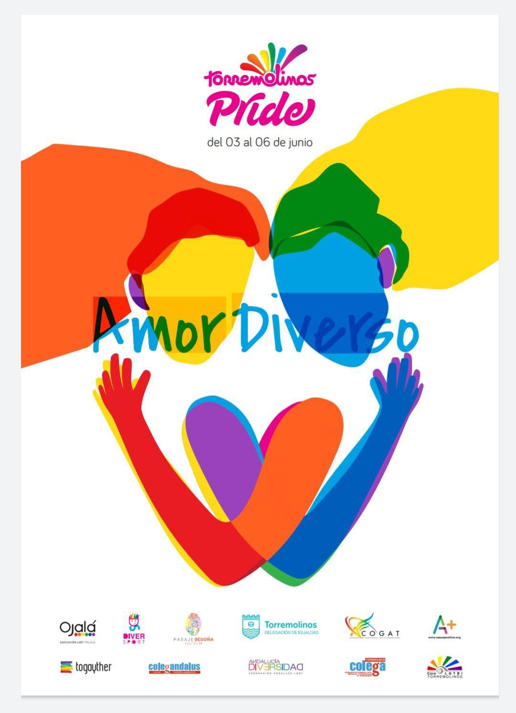 Cartel Torremolinos Pride 2021