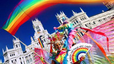 Orgullo LGTB+ Madrid 2021