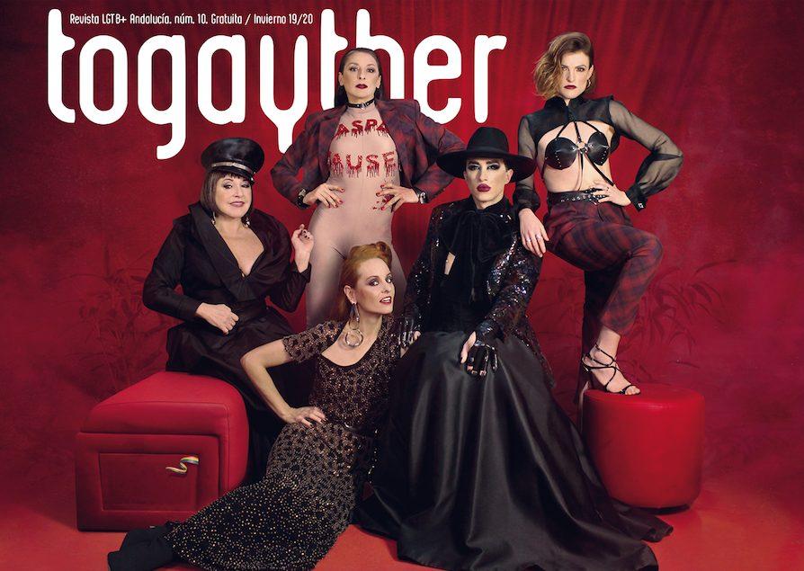 Revista Togayther Ana Locking