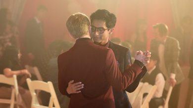 Carlos y Seb en 'High School Musical: La Musical: La serie'