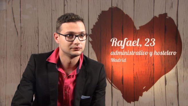 Rafael en 'First Dates'