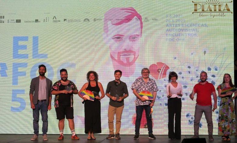 'Dados', de Ventrículo veloz, se alza con el Premio Nazario al Mejor Espectáculo del FOC Cultura con Orgullo 2021