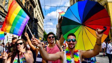 Manifestacion Orgullo LGTBI madrid 2021