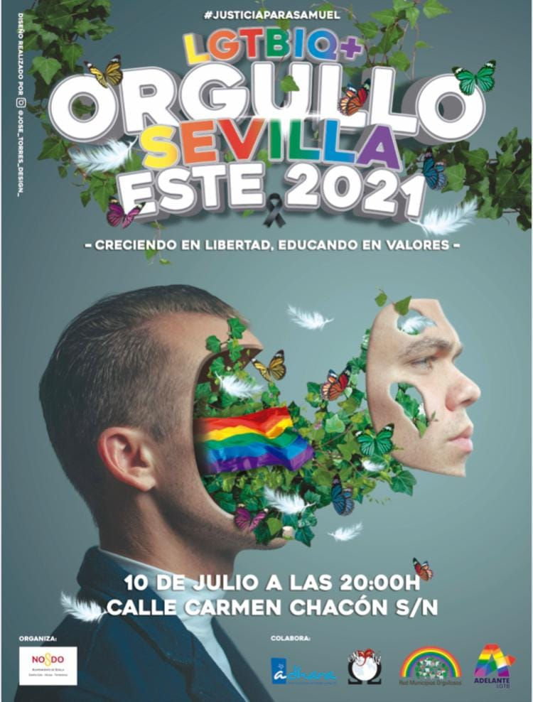 Orgullo LGTBI Sevilla Este