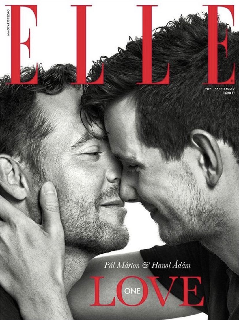 Revista Elle Hungría